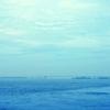一日一撮 vol.279 蓬莱海浜公園:灯台?と遠くに見える瀬戸大橋