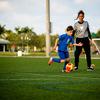 青少年におけるスピード&アジリティ(神経筋トレーニングにきわめて重要な要素であり、高速パフォーマンスにおけるコーディネーション能力の現れであるとされる)