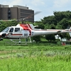 2021年 7月24日(土) ようやく調布飛行場にもオリンピック関連ヘリコプターがやってきた話