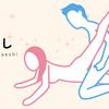 ペニスでのポルチオ当て+体外式ポルチオ開発法による子宮揺らし