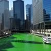 シカゴ川が真緑に染まる!セントパトリックスデー in シカゴ [シカゴ旅行のおすすめ]
