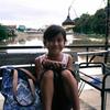 川沿いで飲むビールが美味いこと、美味いこと@タイを感じるランパーン県