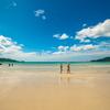 パトンビーチもハイシーズンです。