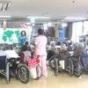 高齢者介護施設での香の会