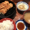 【旅行めし】福岡・小倉 小倉鉄なべ総本店の餃子ランチ