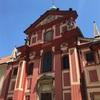 プラハ観光 プラハ城 聖イジー教会