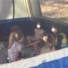 【子連れキャンプ】2歳と4歳、初めてのグループキャンプ