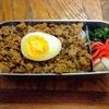 鶏肉で魯肉(ルーロー)飯風のお弁当レシピ ~簡単で本格的な台湾の香り~