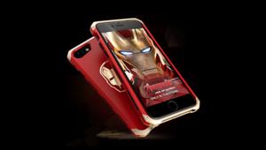 かっこいいアイアンマンのiPhone7用ケース