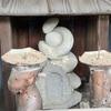 かつての製糸工場の守り神 亀甲山の白糸七面大天女(綾瀬市)