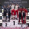 ● WRC:トヨタ・豊田章男総代表が苦戦続きだったポルトガルの勝利にコメント