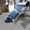 真空管式太陽熱温水器の井戸水対策の備忘録