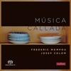 スペインの高音質レーベル、Eudoraによる、SACDとMQA-CDのハイブリッド仕様によるリリース第4弾 巨匠ジュゼップ・コロンが繊細に彩るモンポウの「ひそやかな音楽」 DSD256(Pure DSD)録音