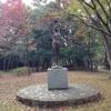 鎌ヶ谷の野外彫刻