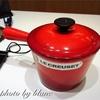 【鍋】ようやく買ったお鍋〜ル・クルーゼのウィンザーポットとアイアンハンドル片手鍋〜