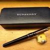 BURBERRYの万年筆