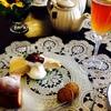 9月のお茶のテーブル (2016)