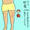 胃経(ST) 32  伏兎(ふくと)