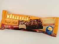 ロッテ「ガーナチョコ&クッキーサンド」ローストミルクが美味し過ぎる!ローストミルクも全力で楽しもう!