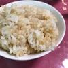 自宅のご飯を玄米ご飯に変えてみた