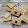 *ミニレターが可愛い♡おからパウダーのクッキー*