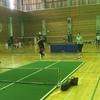 尾張旭バウンドテニス教室 第10回