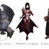 フリカッセ四人衆を描いています!+みんなの更新!