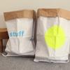 ドイツの紙袋 kolor PAPER BAG