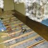 床張り2(畳間床→フロアーパネル床 事例)