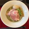 鶏そば なんきちで濃厚煮干そば(高田馬場・早稲田)