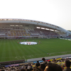 妻と観る初めての試合 アビスパ福岡vsジュビロ磐田@レベルファイブスタジアム
