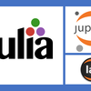 JuliaをJupyterLabで始める