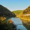 河平ダム(岡山県吉備中央)