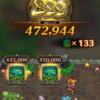 (ロマサガRS)決戦島で16000の最高スコアを初めてだせました!