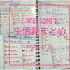 【家計公開】生活費まとめ(H29年7/25~8/24)