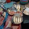 今日の朝市とBandar Baru の買い物(プラウティクス、ペナン島)