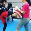 尼崎、武庫之荘、女性限定、キックボクシング、体験レッスン、