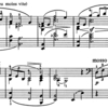 ピアノは聞くのと弾くのとで印象が全然違う(アラベスクNo1)