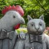 【写真】芸術とダム「あさご芸術の森美術館」(2019/06/09)その1