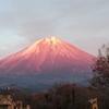 富士山を見て考えた事。