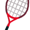 お子さんとどれくらいの距離で強さでテニスをしていますか?