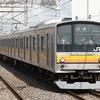 武蔵野線 撮影地