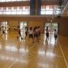 部活動:バスケットボール部女子