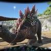 Ark攻略 ステゴサウルスをテイム、紹介