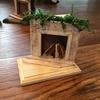 暖炉のワークショップとクリスマスな物たち