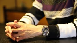 FX取引はスマホだけ まえ×5さんに聞く!(前編)「短期勝負のスイングトレードで好きな時計を買いました」