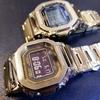 【強欲NEWS】今こそ敢えて「フルメタル金G(GMW-B5000GD-9JF)」を買う