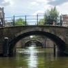アンネ・フランクの家へ行ったのですが・・その後、アムステルダムの運河巡り
