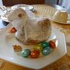 アニョーパスカル 可愛いくて美味しいアルザスのイースターのお菓子