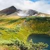 北海道最高峰の大雪山、旭岳の絶景